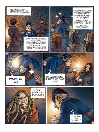 Page 4 okheania tome 5 - La clairière