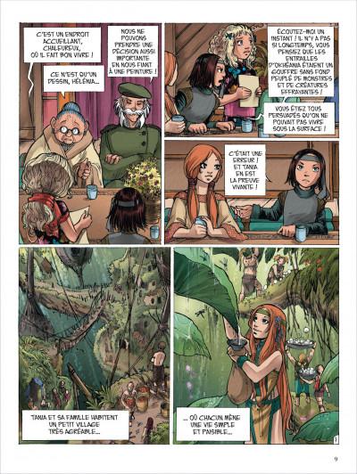 Page 9 okheania tome 5 - La clairière