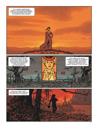 Page 3 Loup de pluie tome 1