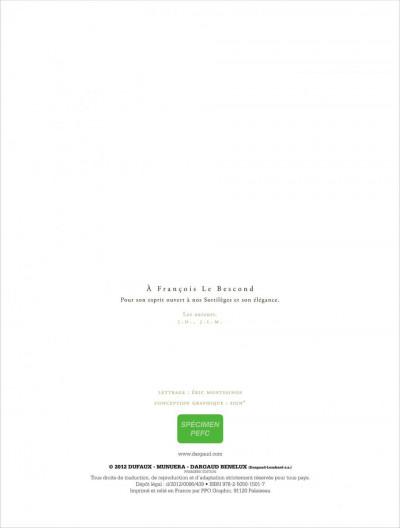 Page 1 sortilèges tome 1 - cycle 1 livre 1