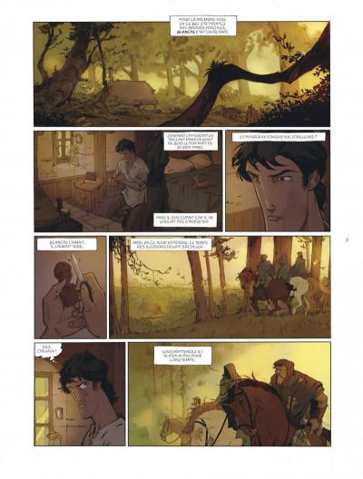 Page 3 sortilèges tome 1 - cycle 1 livre 1