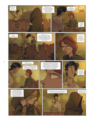 Page 4 sortilèges tome 1 - cycle 1 livre 1