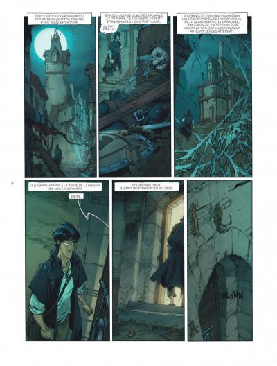 Page 6 sortilèges tome 1 - cycle 1 livre 1
