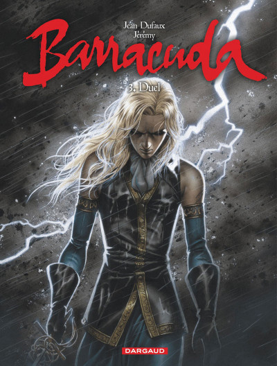 Couverture barracuda tome 3 - duel