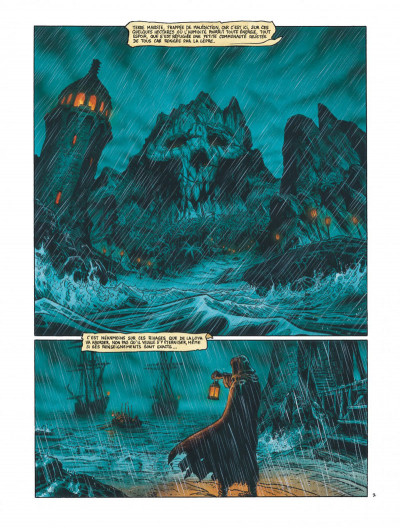 Page 6 barracuda tome 3 - duel