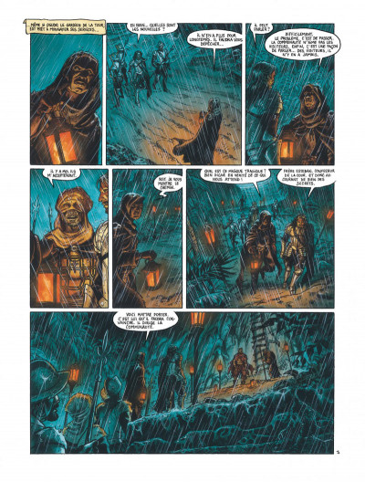 Page 7 barracuda tome 3 - duel