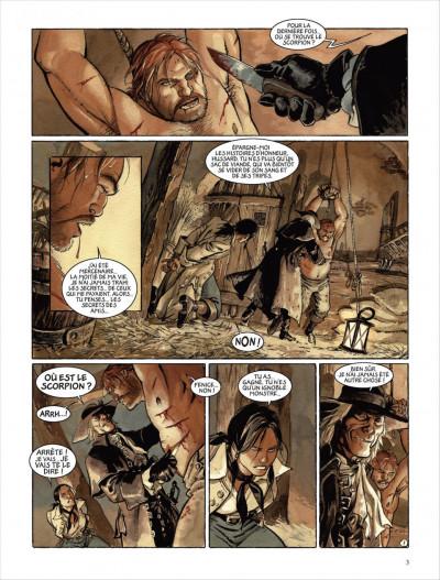 Page 1 Le scorpion tome 10