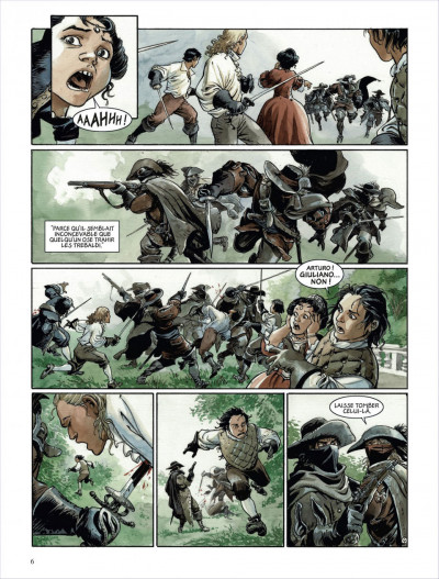 Page 4 Le scorpion tome 10