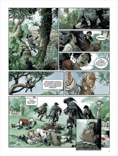 Page 5 Le scorpion tome 10