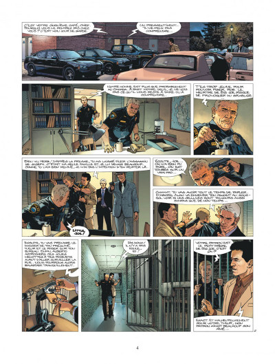 Page 4 XIII tome 21 - l'appât