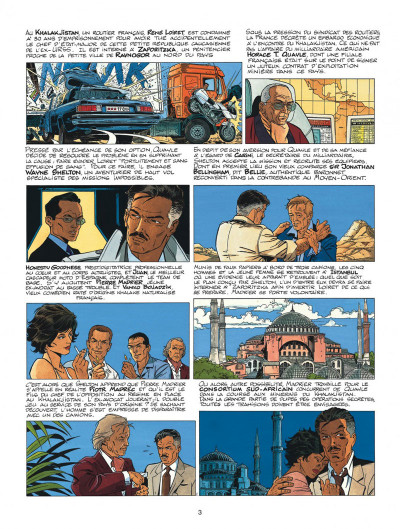 Page 3 Wayne shelton tome 2 - la trahison