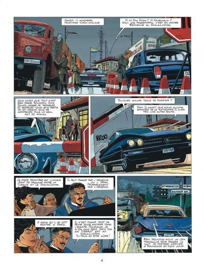 Page 4 Wayne shelton tome 2 - la trahison