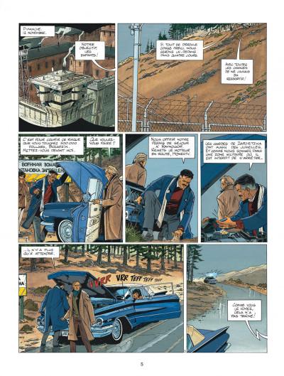 Page 5 Wayne shelton tome 2 - la trahison