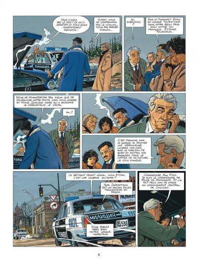 Page 6 Wayne shelton tome 2 - la trahison