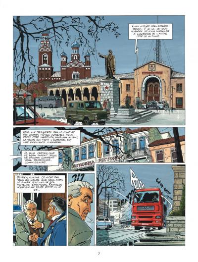Page 7 Wayne shelton tome 2 - la trahison