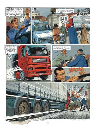 Page 8 Wayne shelton tome 2 - la trahison