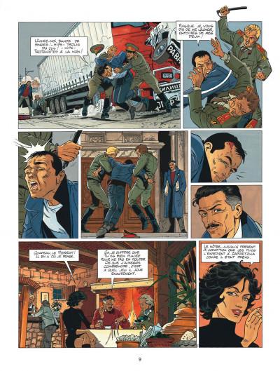 Page 9 Wayne shelton tome 2 - la trahison