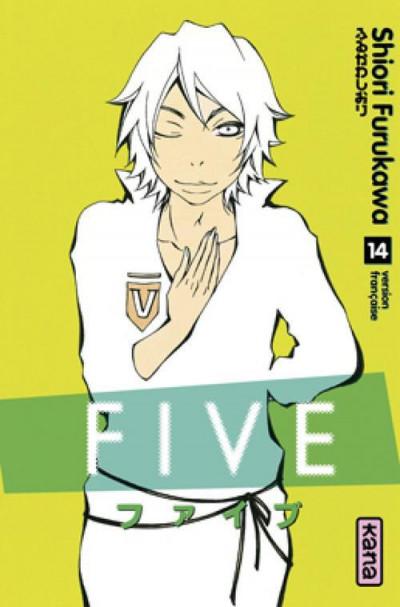 Couverture five tome 14