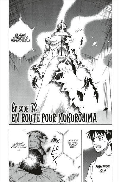 Page 7 Psyren tome 9