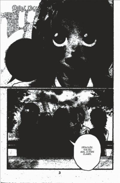 Page 3 strobe edge tome 9