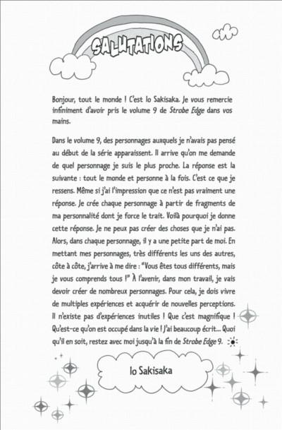 Page 6 strobe edge tome 9