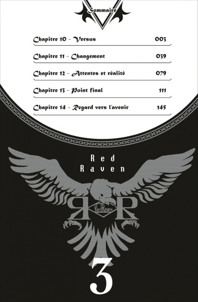 Page 2 red raven tome 3
