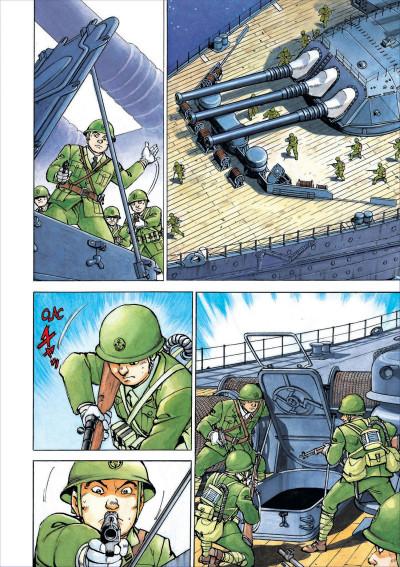 Page 4 Zipang tome 37