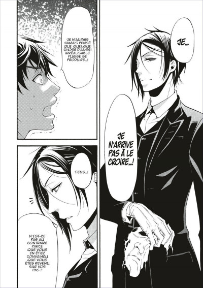 Page 4 black butler tome 11