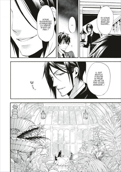 Page 8 black butler tome 11
