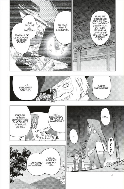 Page 8 Hayate the combat butler tome 15
