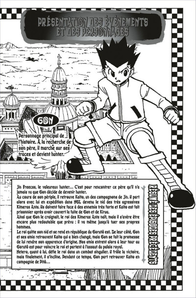 Page 4 Hunter x hunter tome 29