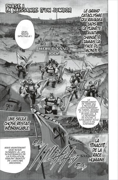 Page 3 jumbor angzengbang tome 1