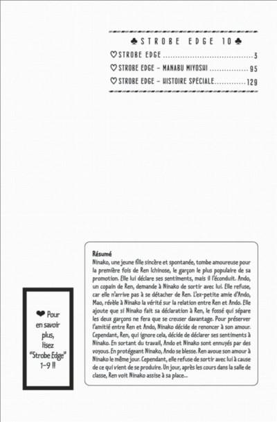 Page 2 strobe edge tome 10