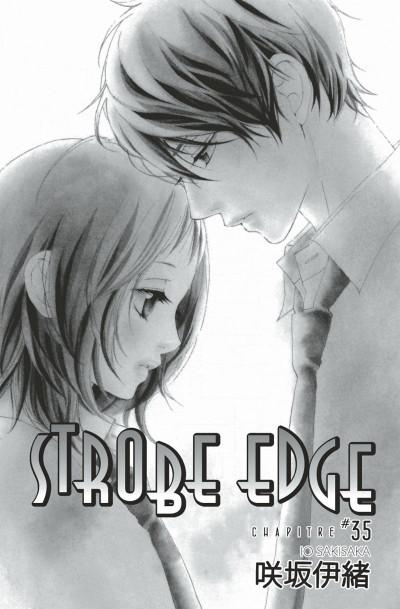 Page 3 strobe edge tome 10