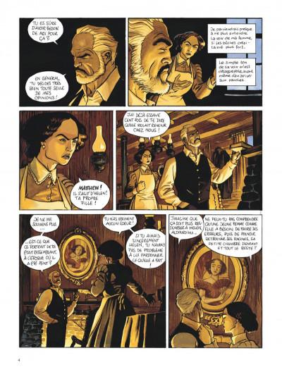 Page 4 L'étoile du desert tome 1