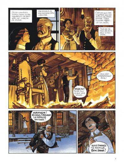 Page 5 L'étoile du desert tome 1