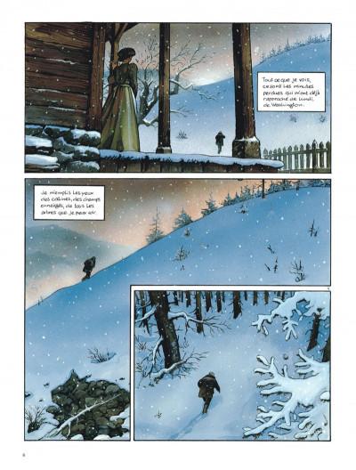 Page 6 L'étoile du desert tome 1