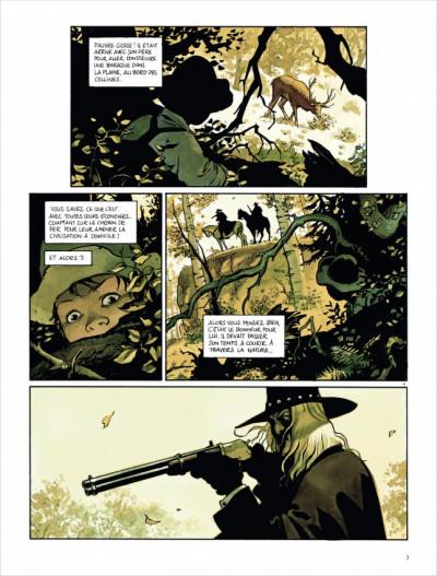 Page 1 L'étoile du désert tome 2