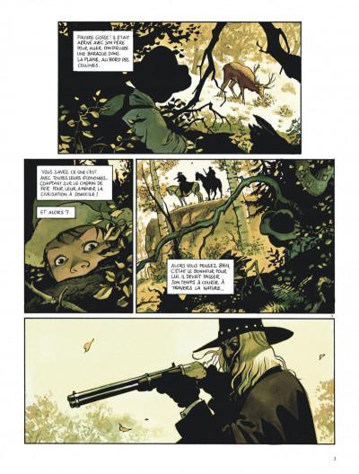 Page 3 L'étoile du désert tome 2