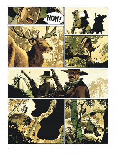 Page 4 L'étoile du désert tome 2