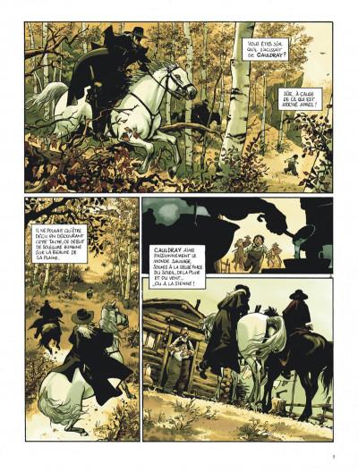 Page 5 L'étoile du désert tome 2