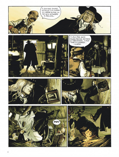 Page 6 L'étoile du désert tome 2