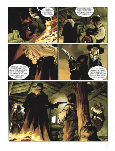 Page 7 L'étoile du désert tome 2