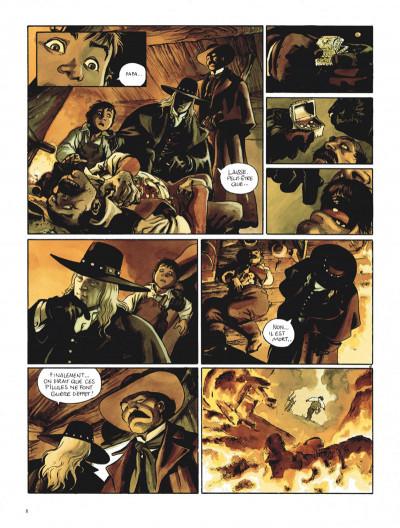 Page 8 L'étoile du désert tome 2