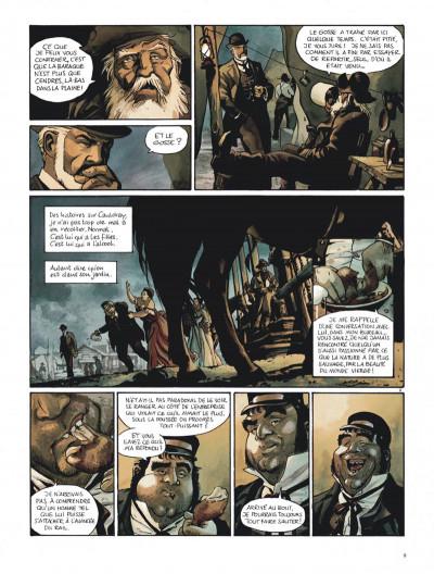 Page 9 L'étoile du désert tome 2