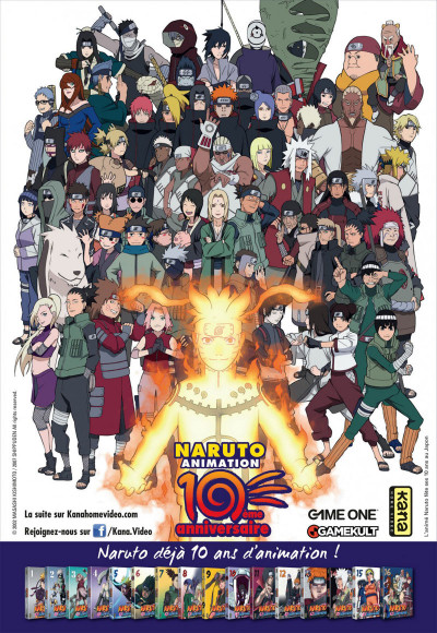Page 6 naruto tome 3 - édition collector 10 ans
