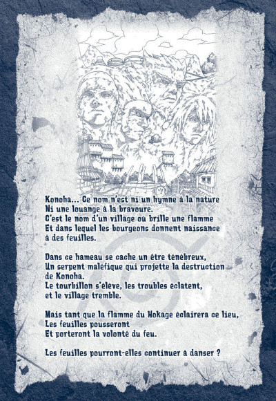 Page 2 naruto tome 4 - édition collector 10 ans