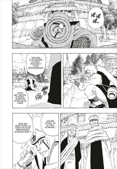 Page 6 naruto tome 5 - édition collector 10 ans