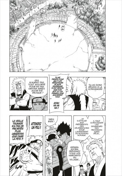 Page 7 naruto tome 6 - édition collector 10 ans