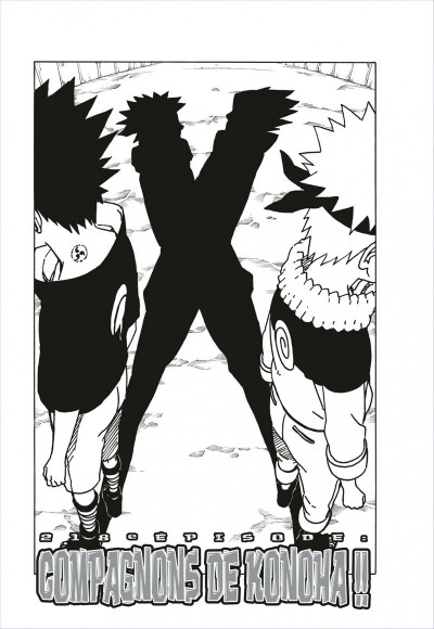 Page 5 Naruto tome 8 - version collector